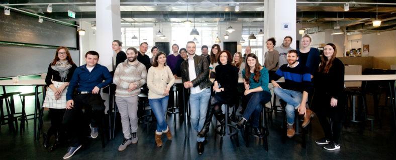 Teamet bag Rabathelten.dk