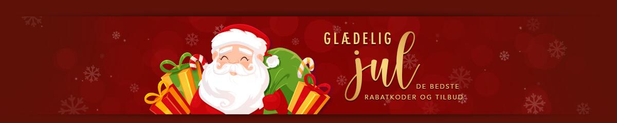 Glædelig jul | Rabathelten.dk