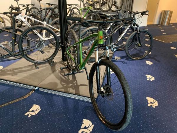Cykler hos Cykelshoppen.