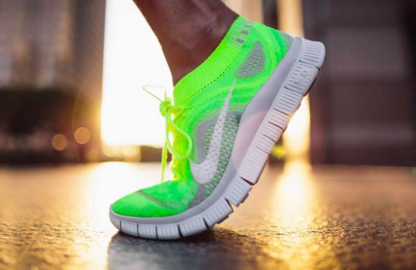 Sko fra Nike.