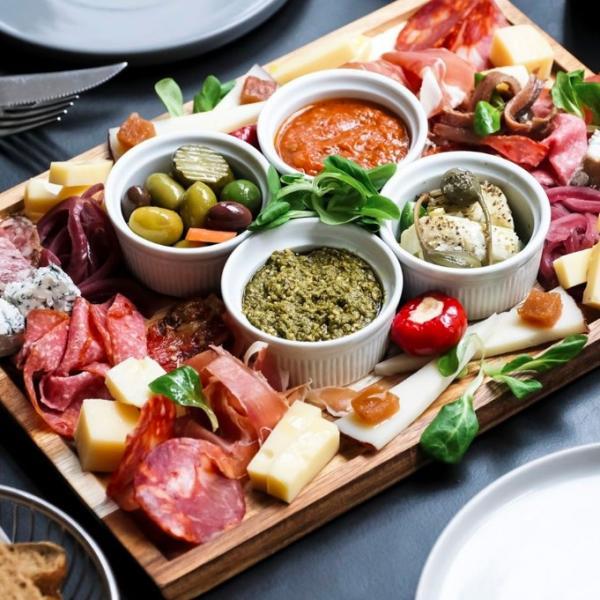 Kulinariske oplevelser hos Spis i Byen.