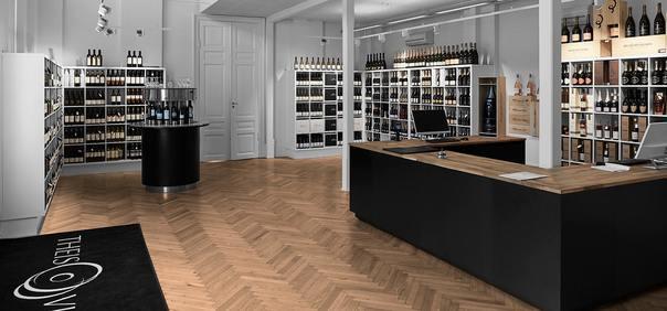 Theis Vine butik
