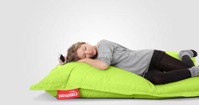 Slap af i Roomox sækkestole