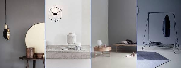 Design til boligindretning fra Designdelicatessen.dk