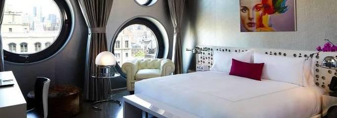 Hoteller kan bookes via Goleif.dk