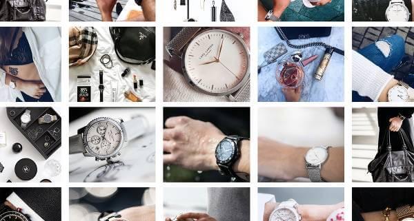 Stort udvalg af ure fra LLARSEN