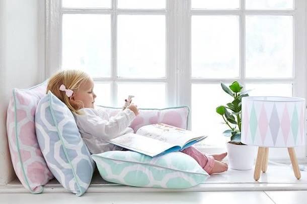 Indret børneværelset med produkter fra Lekmer
