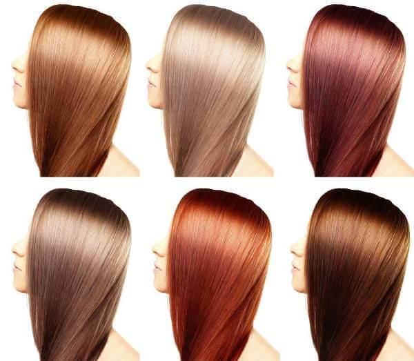 Langt hår med extensions fra BeautyNet