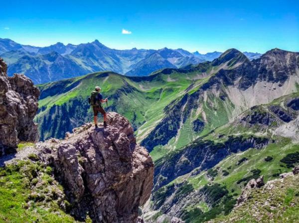 Bergfreunde har alt, hvad man behøver til en tur i bjergene