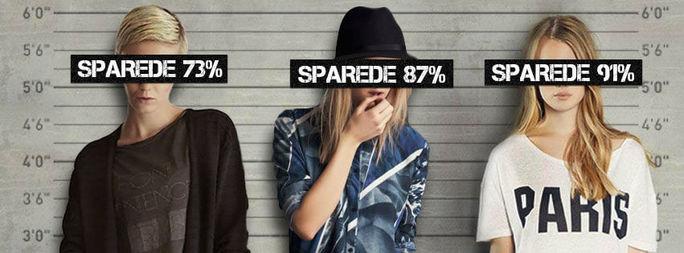 Moderne tøj til gode priser hos Veepee