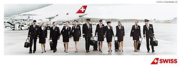 Venligt og dygtigt personale hos Swiss