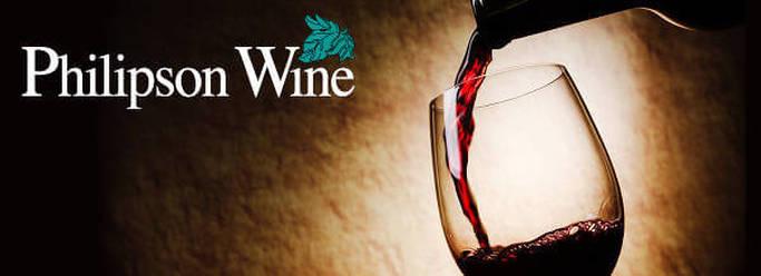 Gode tilbud hos Philipson Wine
