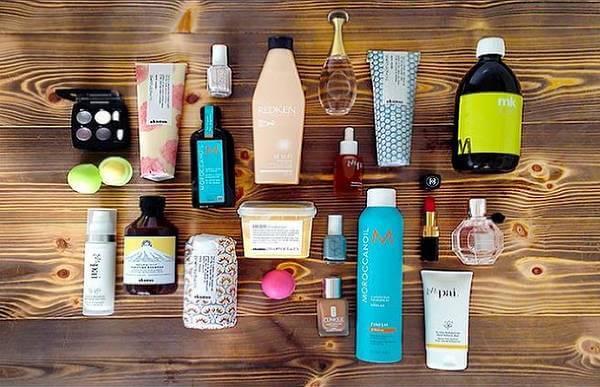 Skønhedsprodukter fra Spoiled.dk
