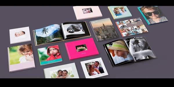 I en Photobox fotobog kan man samle sine billeder fra rejser