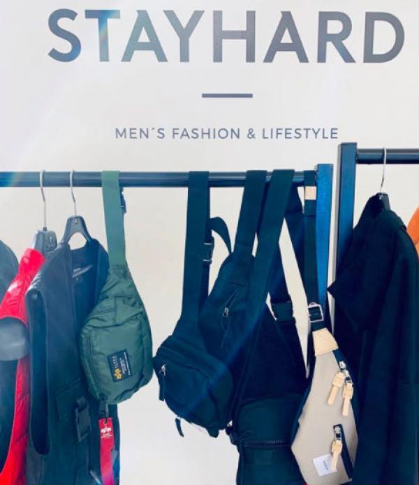 Stayhard har et stort udvalg af alt til herregarderoben.