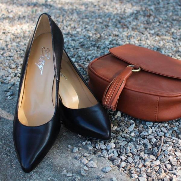 Spartoo har ikke kun tøj, men også sko og tasker.
