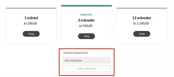 Sådan indløser du din rabatkode hos Care.com