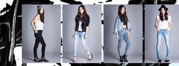 Jeans, sweater, trøjer og meget mere hos Missguided