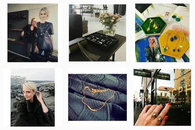 Billeder på Instagram