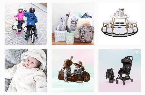 Lekmers Instagrambilleder