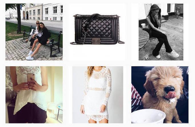 Billeder fra Noella Fashion