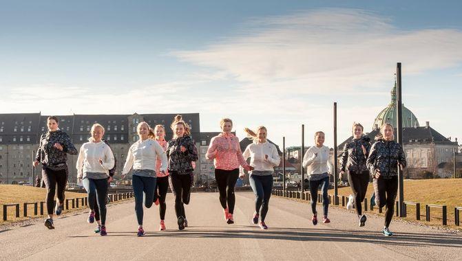 Tilmeld dig løbebegivenheder med Intersport