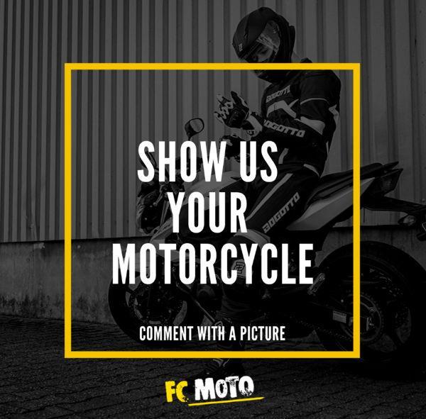 FC Moto hører gerne fra deres kunder på de sociale medier.