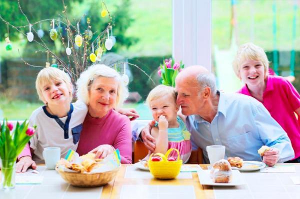 Der er underholdning for hele familien hos Grapevine.