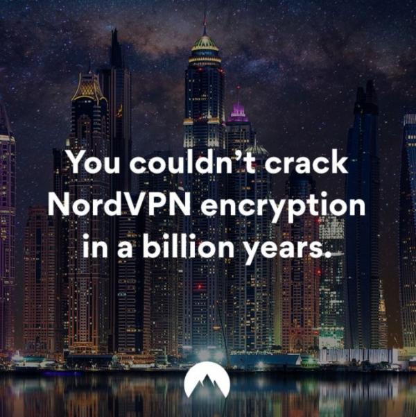 NordVPNs produkter er sikre.