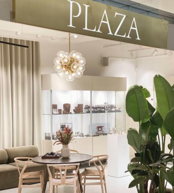 Produkter fra Plaza.