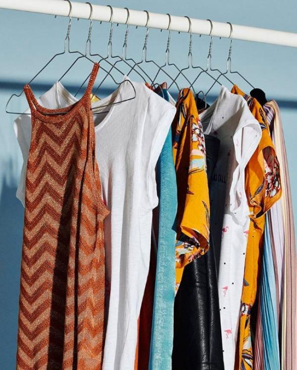Tøj fra Only.