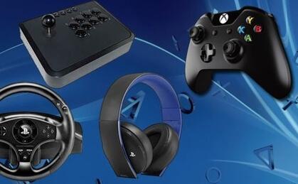 Gadgets og spil til gode priser