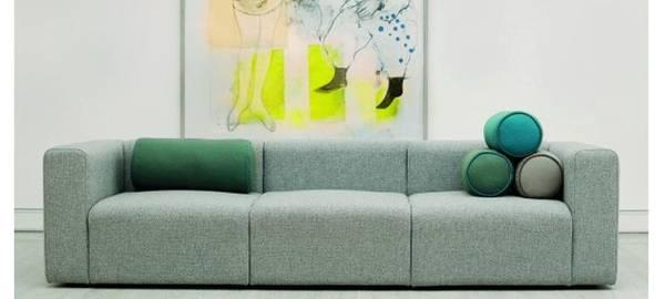 Smarte sofaer til at friske hjemmet op