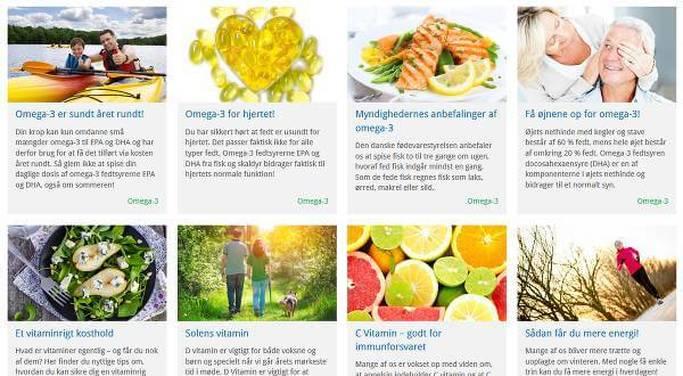 Blog om sund kost hos Vesterålens Naturprodukter