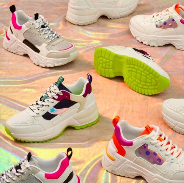 Deichmann har et stort udvalg af sneakers.