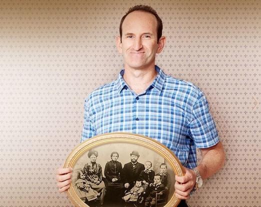 Grundlæggeren af MyHeritage, Gilad Japhet