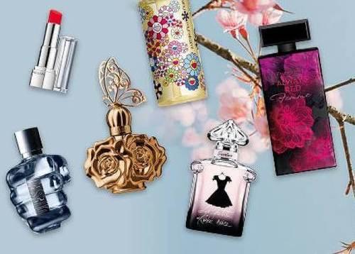 Parfumer og dufte fra allbeauty