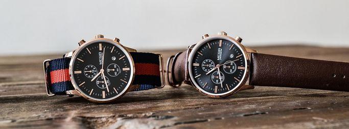 Moderigtige ure til både mænd og kvinder hos Watchmen