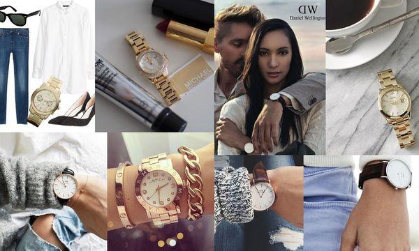 Stort udvalg af armbåndsure til både mænd og kvinder hos Uniwatches