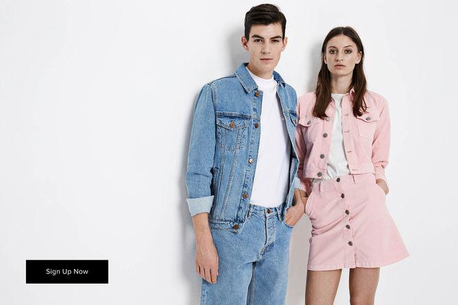 Tøj og accessories til modebevidste, unge mænd og kvinder