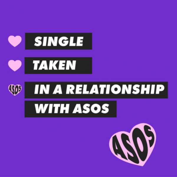 Asos har masser af loyale kunder.