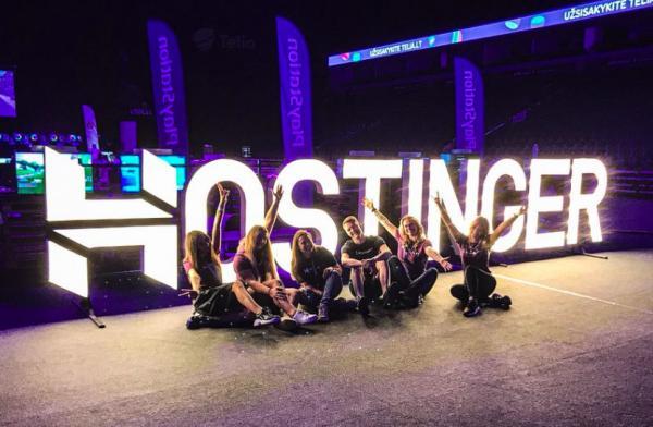 Hostingers team.