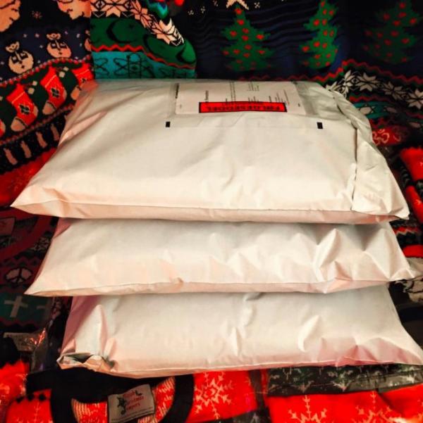 Bløde pakker fra Jule-Sweaters? Ja tak!