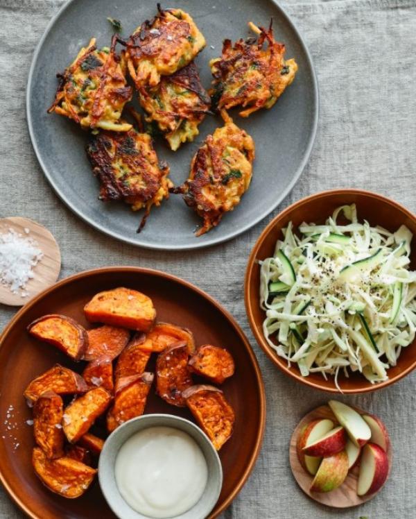 Lækkerier fra Simple Feast.