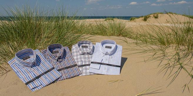 Skjorter i alle farver og mål hos Tailor Store