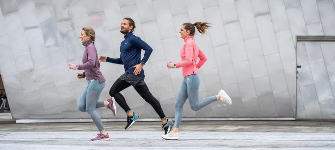 Løb med Sportmaster