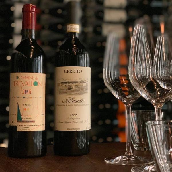 Vin fra Theis Vine