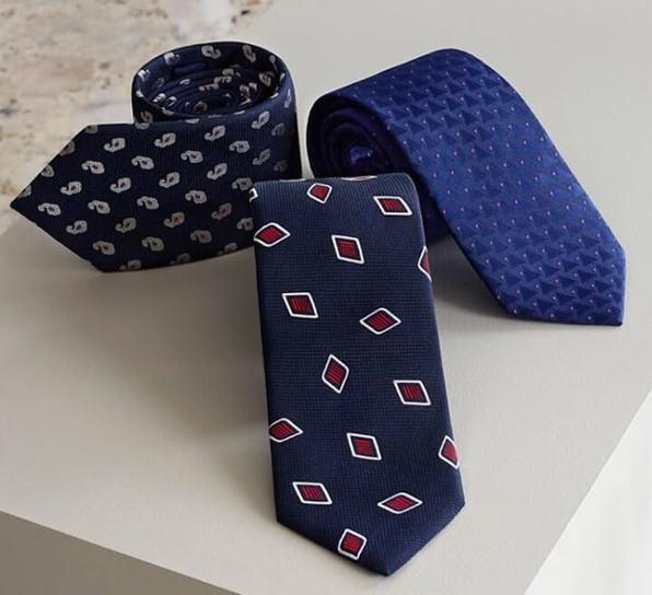 Eton slips og tilbehør