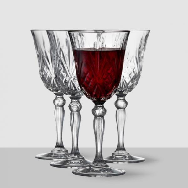 Produkter fra Lyngby Glas.