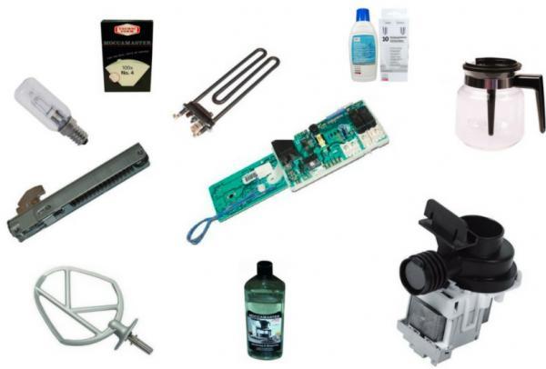 Produkter fra Reservedele.nu.